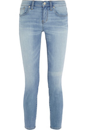 The Skinny Skinny mid-rise jeans