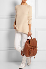 Madewell The New Transport leather backpack