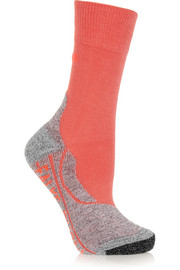 RU 3 knitted running socks