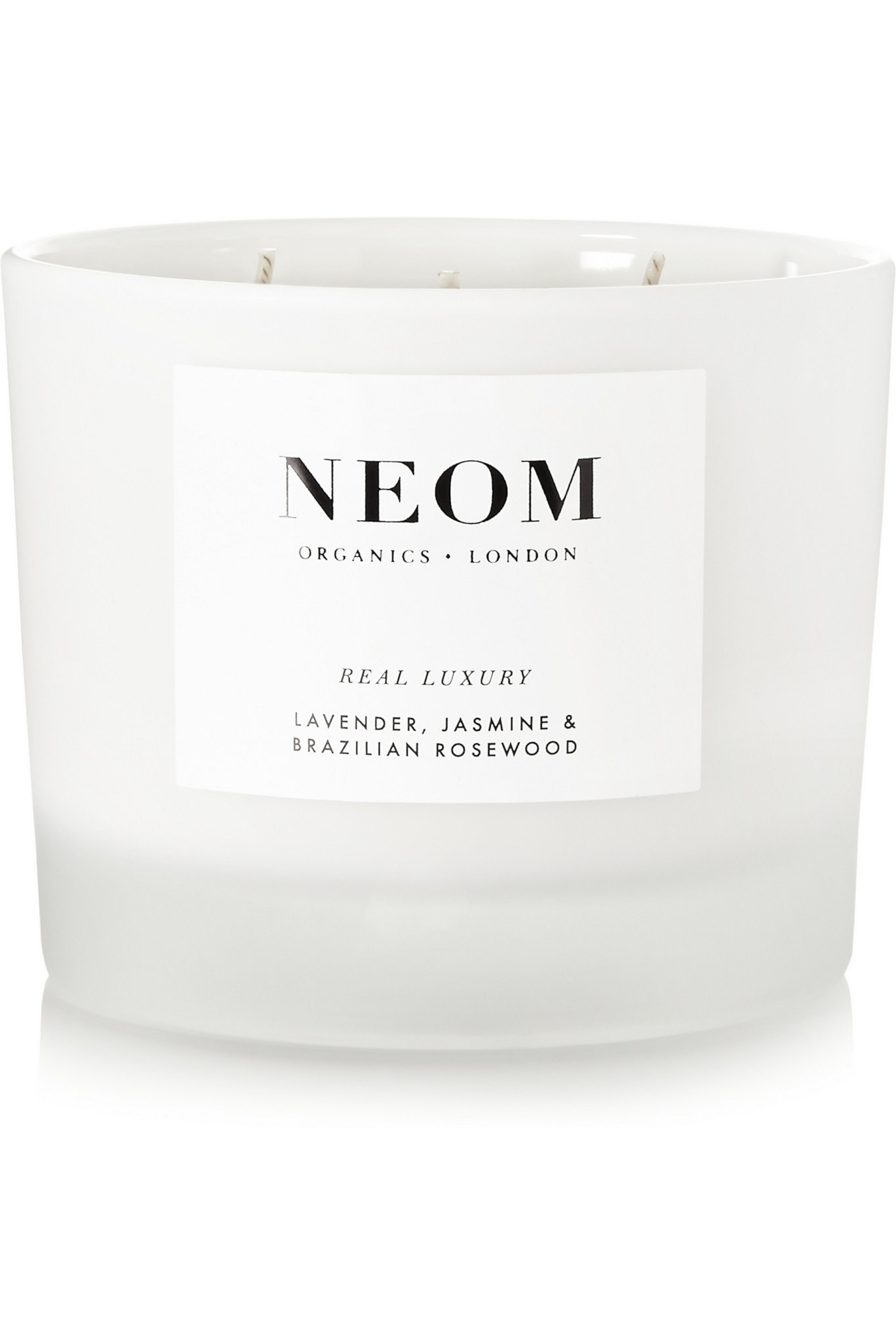 Neom Organics Real Luxury scented candle, 420g