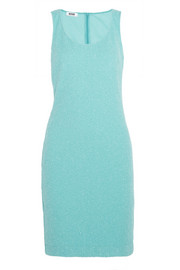 Moschino Cheap and Chic Stretch-bouclé dress