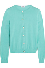 Boutique Moschino Cotton cardigan