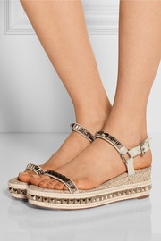 Cataclou 60 studded espadrille sandals