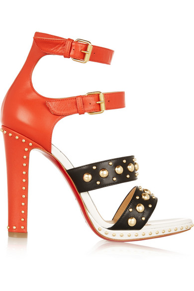Christian Louboutin Decodame 120 Leather Sandals clearance fashionable with credit card for sale exclusive cheap online sale get to buy cheap sale new PrlBZEqq