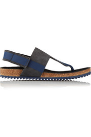 Anfel suede sandals