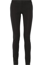 Derek Lam Stretch-crepe leggings-style pants