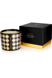 + Jenny Packham Real Luxury Lavender, Jasmine and Brazilian Rosewood scented candle, 390g
