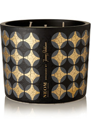 Neom Organics + Jenny Packham Real Luxury scented candle, 390g