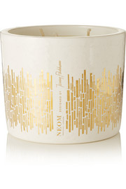 Neom Organics + Jenny Packham Happiness White Neroli, Mimosa and Lemon scented candle, 380g