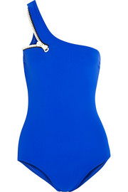 Karla Colletto One-shoulder swimsuit