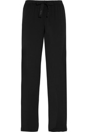 Elevate stretch-modal jersey pajama pants