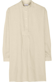 The Sleep Shirt Linen short sleep shirt