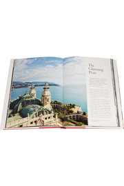 Assouline Set of three hardcover books: In the Spirit of Monte Carlo, Capri & St. Tropez