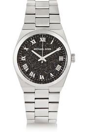 Channing stainless steel watch