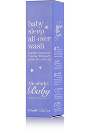 This Works Baby Sleep All Over Wash, 110ml