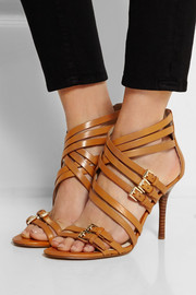 Ava leather sandals