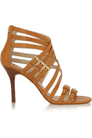 MICHAEL Michael Kors Ava leather sandals