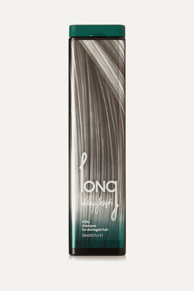 LONG BY VALERY JOSEPH HEAL SHAMPOO FOR DAMAGED HAIR, 300ML - COLORLESS