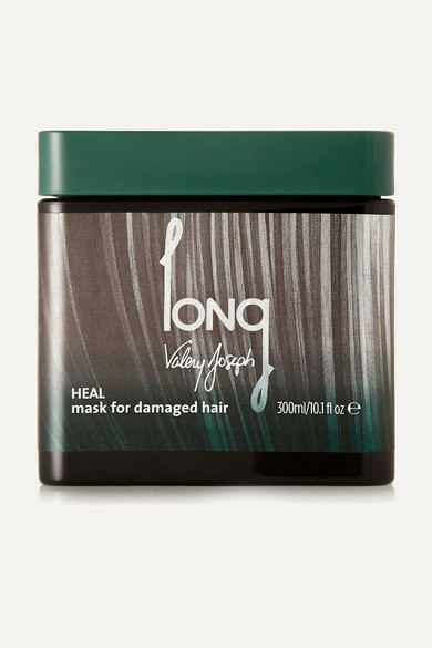 LONG BY VALERY JOSEPH HEAL MASK FOR DAMAGED HAIR, 300ML - COLORLESS