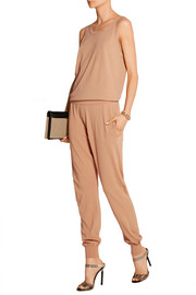 Ivalua stretch-knit jumpsuit