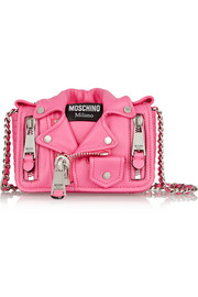Moschino Leather Jacket shoulder bag