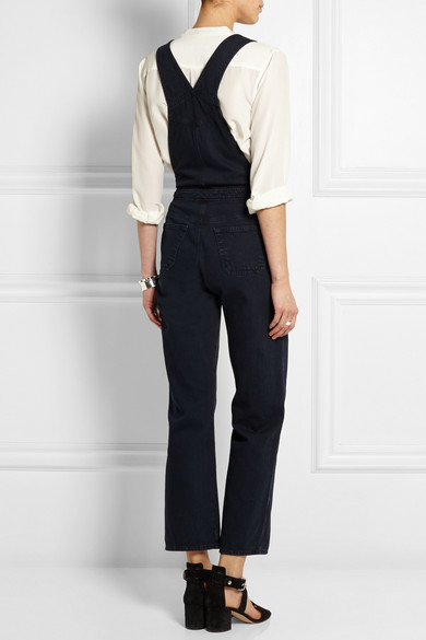 23be84b790d Alexa Chung For AG Jeans. The Tennessee denim overalls.  227.50. Play