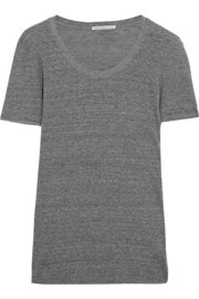 Alexa Chung For AG Jeans The Perfect ribbed jersey T-shirt