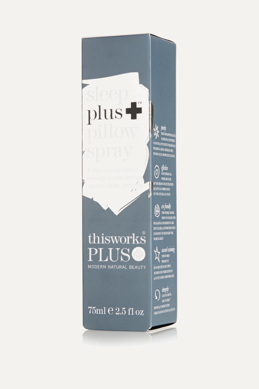 This Works Sleep Plus Pillow Spray, 75ml