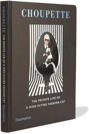 Choupette: The Private Life of a High-Flying Cat hardcover book
