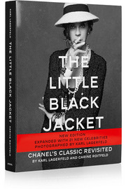 Thames & Hudson The Little Black Jacket: Chanel's Classic Revisited by Karl Lagerfeld and Carine Roitfeld book
