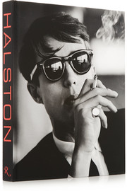 Halston: Inventing American Fashion by Lesley Frowick hardcover book