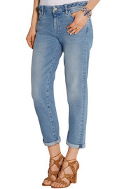 MiH Jeans The Phoebe mid-rise slim boyfriend jeans