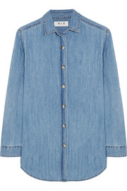 The Loose denim shirt