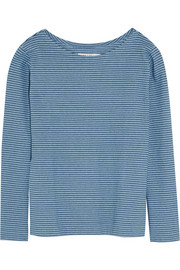 The Bretonic striped cotton top
