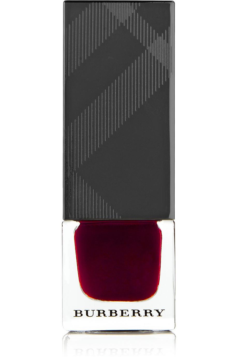 Nail Polish - Oxblood No.303, by Burberry Beauty