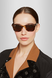 The Wayfarer acetate sunglasses
