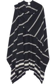 Madeleine Thompson Striped cashmere wrap
