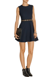 Elizabeth and James Renata ponte mini dress