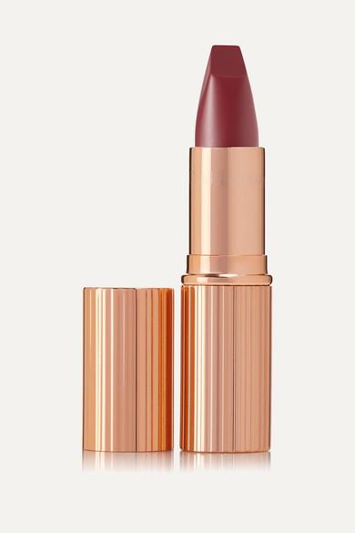Charlotte Tilbury - Matte Revolution Lipstick - Bond Girl