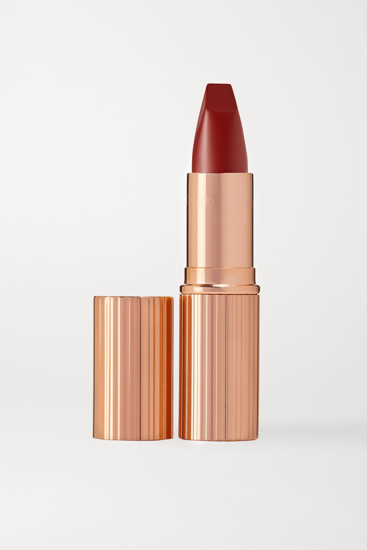 Charlotte Tilbury Matte Revolution Lipstick - Red Carpet Red