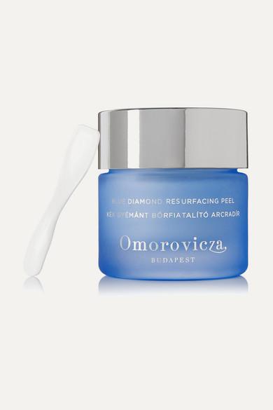 OMOROVICZA BLUE DIAMOND RESURFACING PEEL, 50ML - COLORLESS