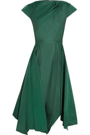 Sunday taffeta dress