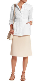 Cotton-poplin jacket