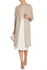 Jason Wu Crepe trench coat