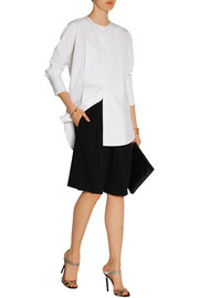 Adam Lippes Cotton-poplin tunic