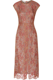 TOME Chantilly lace dress