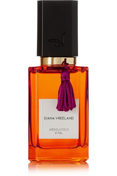 DIANA VREELAND PARFUMS Absolutely Vital Eau De Parfum - Precious Woods & Rose Absolute, 50Ml in Colorless
