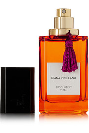 Diana Vreeland Parfums Eau De Parfum - Absolutely Vital, 50ml