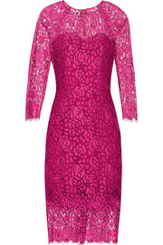 Lela Rose Lace dress