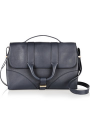 Hanne leather shoulder bag